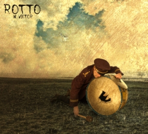 Cover Cd W Victor - Rotto