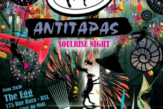 Antitapas SoulRise Night Flyer
